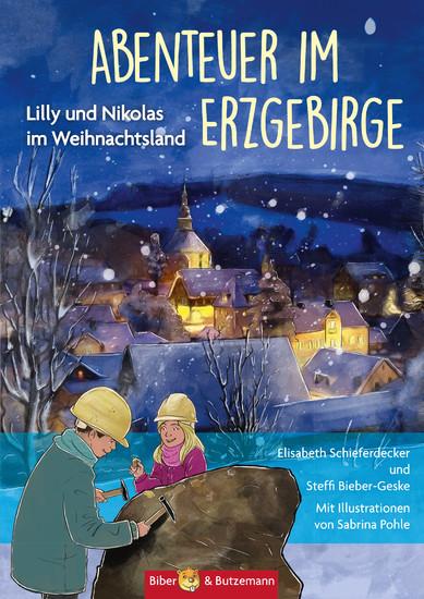 Abenteuer im Erzgebirge - Blick ins Buch