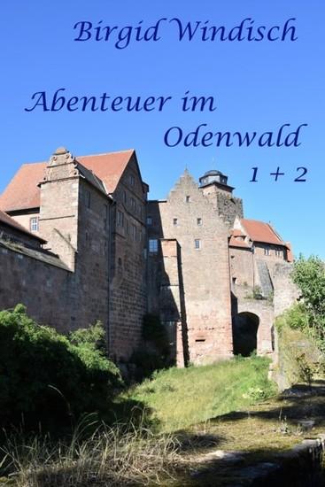 Abenteuer im Odenwald - Blick ins Buch