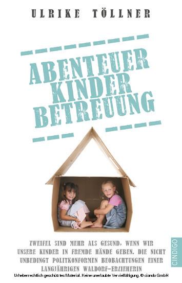 Abenteuer Kinderbetreuung - Blick ins Buch