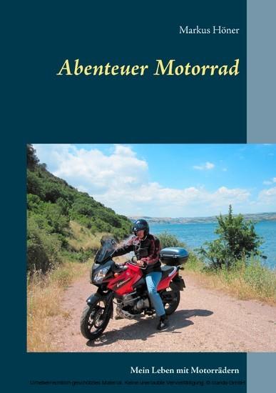 Abenteuer Motorrad - Blick ins Buch