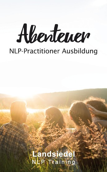 Abenteuer NLP Practitioner Ausbildung - Blick ins Buch