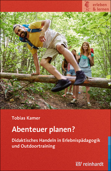 Abenteuer planen? - Blick ins Buch