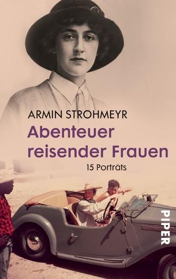Abenteuer reisender Frauen - Blick ins Buch
