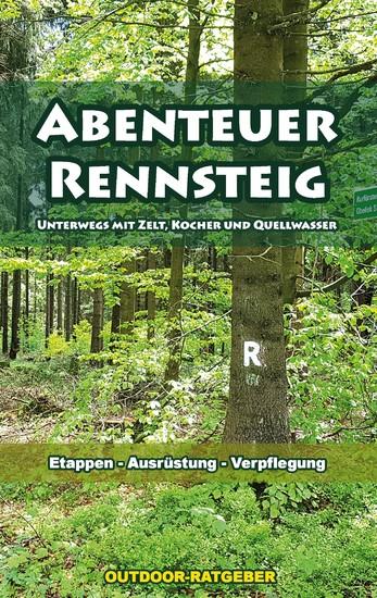 Abenteuer Rennsteig - Blick ins Buch