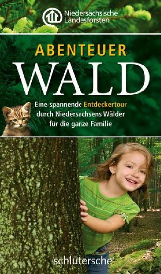 Abenteuer Wald - Blick ins Buch