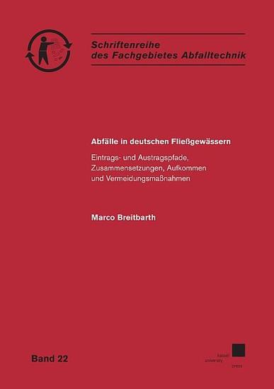Abfälle in deutschen Fließgewässern - Blick ins Buch