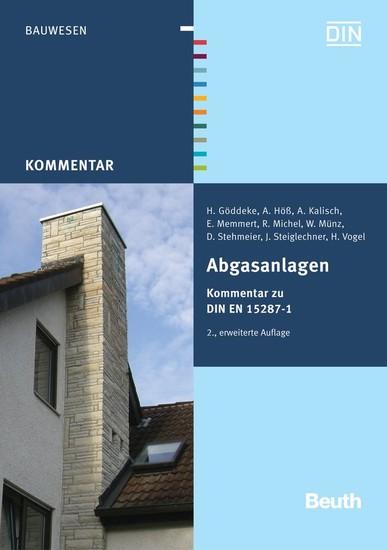 Abgasanlagen - Blick ins Buch