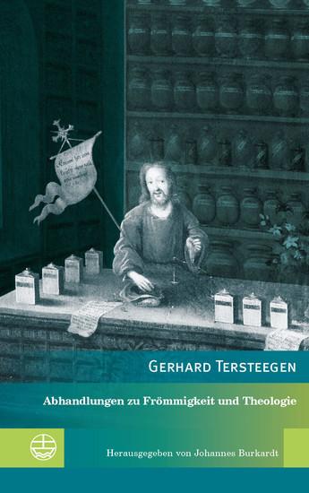 Abhandlungen zu Frömmigkeit und Theologie - Blick ins Buch