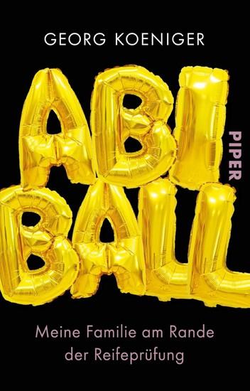 Abiball - Blick ins Buch