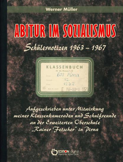 Abitur im Sozialismus - Blick ins Buch