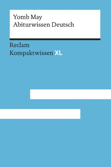 Abiturwissen Deutsch - Blick ins Buch