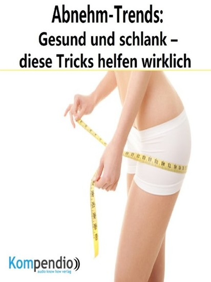 Abnehm-Trends - Blick ins Buch