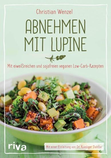 Abnehmen mit Lupine - Blick ins Buch