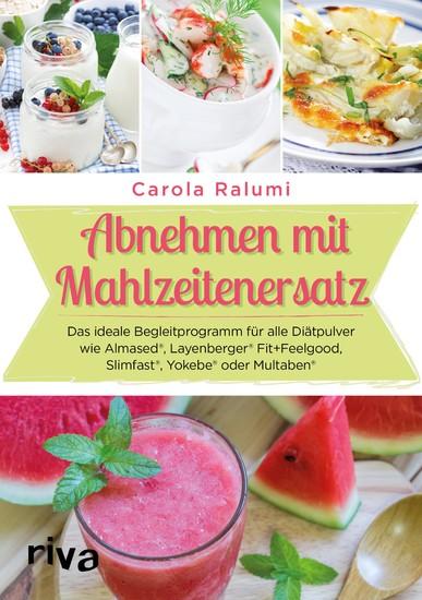 Abnehmen mit Mahlzeitenersatz - Blick ins Buch