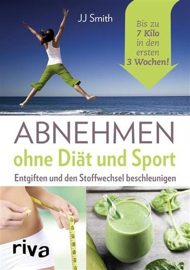 Abnehmen ohne Diät und Sport - Blick ins Buch