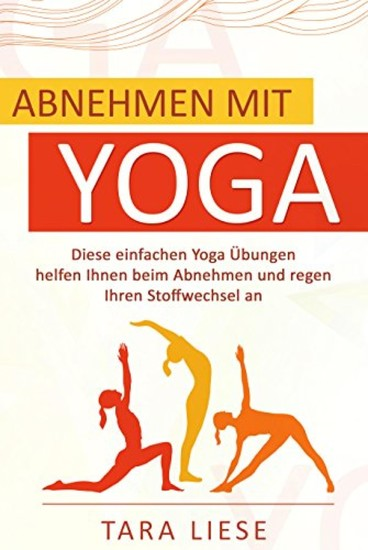 Abnehmen mit Yoga - Blick ins Buch