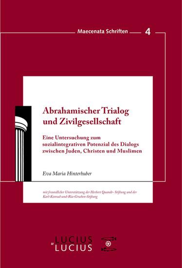 Abrahamischer Trialog und Zivilgesellschaft - Blick ins Buch