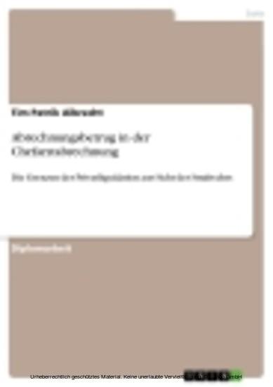 Abrechnungsbetrug in der Chefarztabrechnung - Blick ins Buch