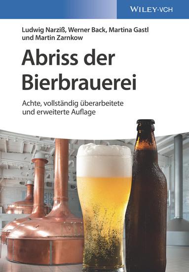 Abriss der Bierbrauerei - Blick ins Buch