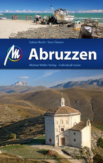 Abruzzen Reiseführer Michael Müller Verlag - Blick ins Buch