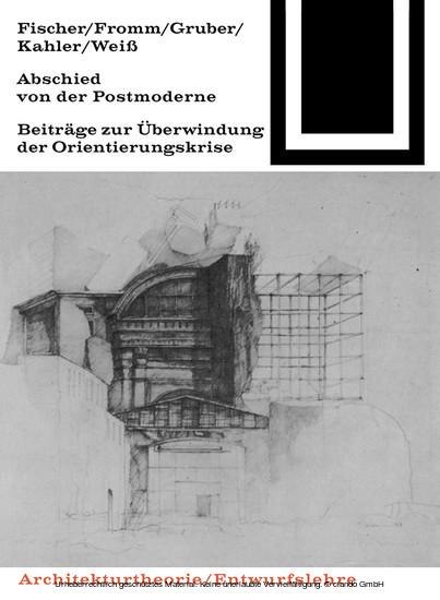 Abschied von der Postmoderne - Blick ins Buch