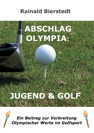 Abschlag Olympia: Jugend & Golf - Blick ins Buch