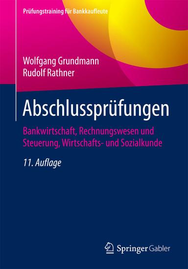 Abschlussprüfungen - Blick ins Buch