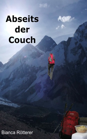 Abseits der Couch - Blick ins Buch