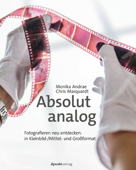 Absolut analog - Blick ins Buch