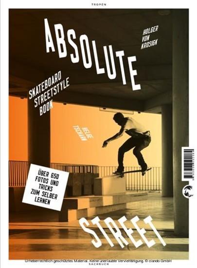 Absolute Street - Blick ins Buch