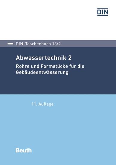 Abwassertechnik 2 - Blick ins Buch