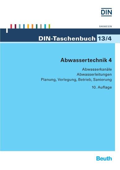 Abwassertechnik 4 - Blick ins Buch