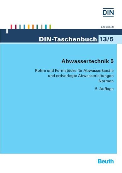 Abwassertechnik 5 - Blick ins Buch