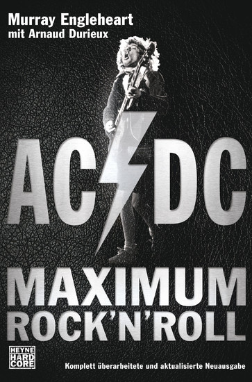 AC/DC - Blick ins Buch