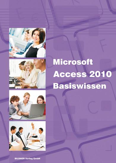 Access 2010 - Blick ins Buch