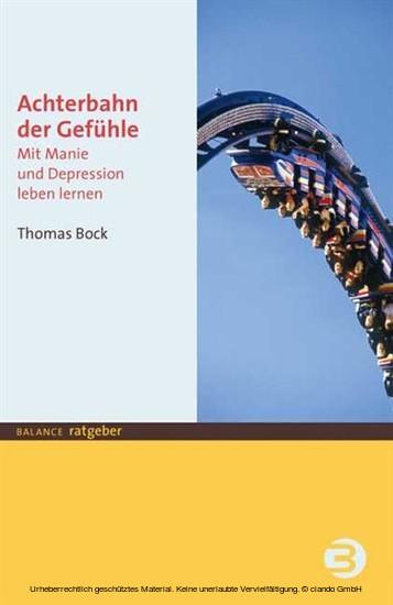 Achterbahn der Gefühle - Blick ins Buch