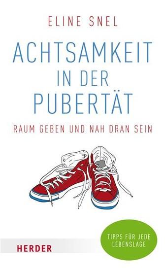Achtsamkeit in der Pubertät - Blick ins Buch