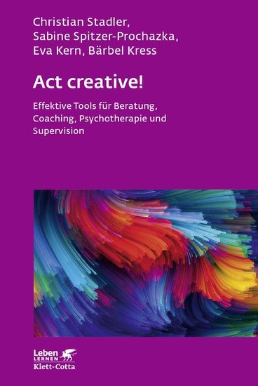 Act creative! - Blick ins Buch