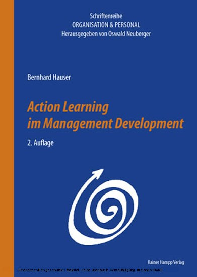 Action Learning im Management Development - Blick ins Buch