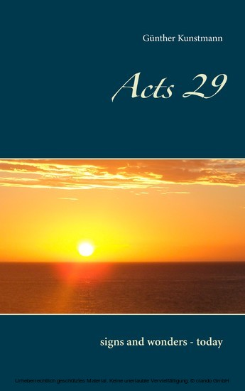 Acts 29 - Blick ins Buch