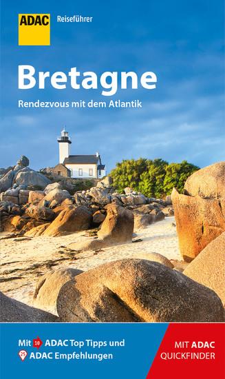 ADAC Reiseführer Bretagne - Blick ins Buch