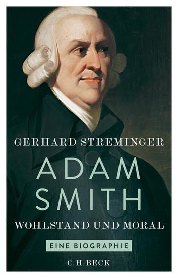 Adam Smith - Blick ins Buch
