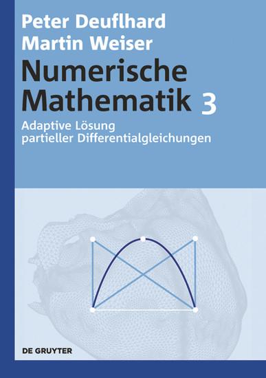 Adaptive Lösung partieller Differentialgleichungen - Blick ins Buch