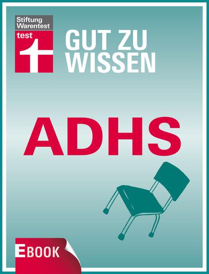 ADHS - Blick ins Buch