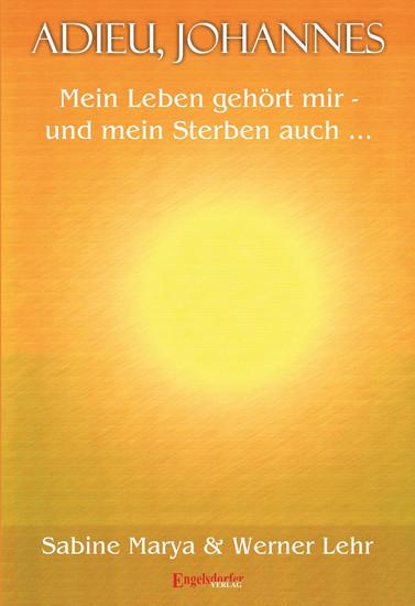 Adieu, Johannes - Blick ins Buch