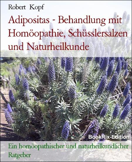 Adipositas - Behandlung mit Homöopathie, Schüsslersalzen und Naturheilkunde - Blick ins Buch