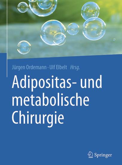 Adipositas- und metabolische Chirurgie - Blick ins Buch