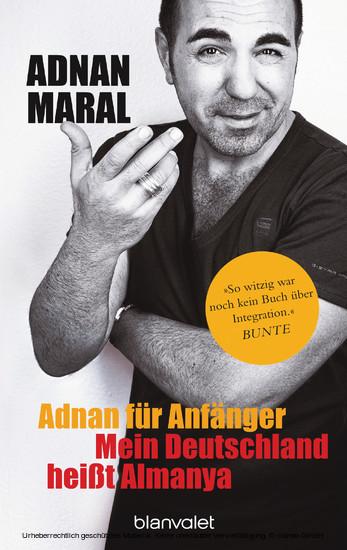 Adnan für Anfänger - Blick ins Buch