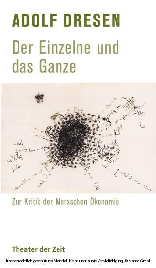 Adolf Dresen - Der Einzelne und das Ganze - Blick ins Buch