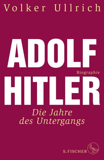 Adolf Hitler - Blick ins Buch